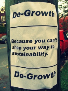 Degrowth
