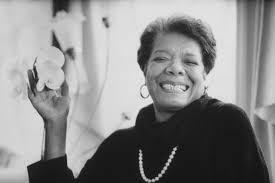 Maya Angelou 1