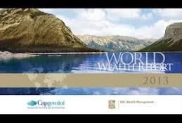 World Wealth Report (2013)