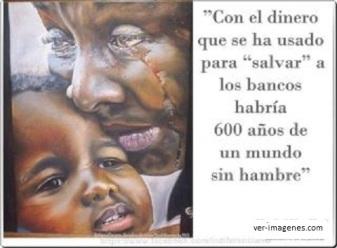 Dinero y hambre